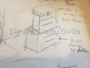 Tool Chest Sketch