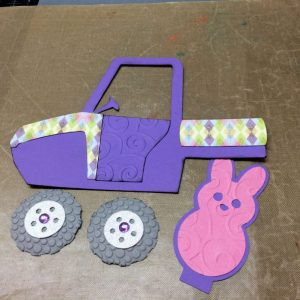 Easter Side By Side Card