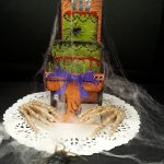 Halloween Cake Card by DT Els