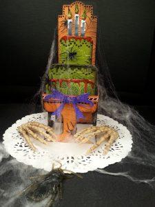 Tiered Cake Box DT E. Schutte