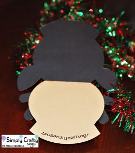 Smiley Christmas Cards by DT Mike