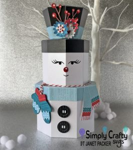Snow Lady by DT Janet
