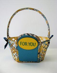 Easter Basket Nancy Nickel