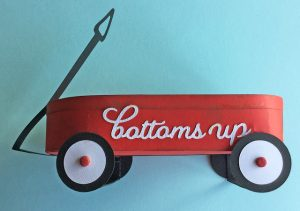 Fun Drinks Wagon by DT Janet