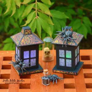 Halloween Lanterns by DT Helle