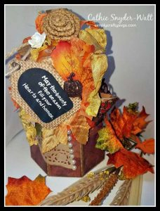 Fall Percolator by DT Cathie
