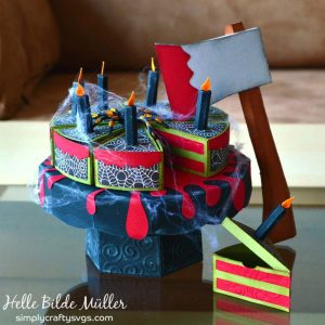 Horrible Cake by DT Helle